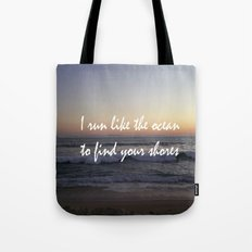 Restless Tote Bag