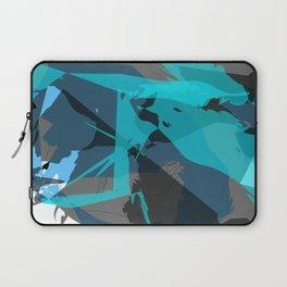 Cool blue Laptop Sleeve