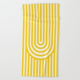 U, Beach Towel