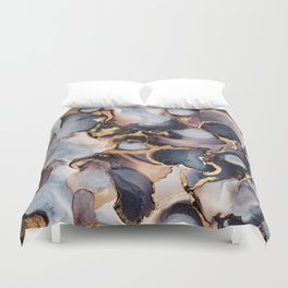 Dreamy Ink 1 Duvet Cover