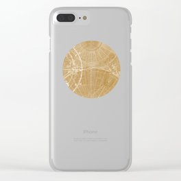 Mercury I Clear iPhone Case