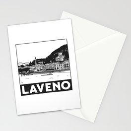Laveno, Lago Maggiore, Italy Stationery Cards