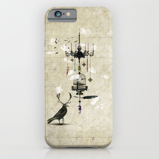 The Crow's Treasures iPhone & iPod Case
