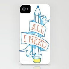 All I need Slim Case iPhone (4, 4s)