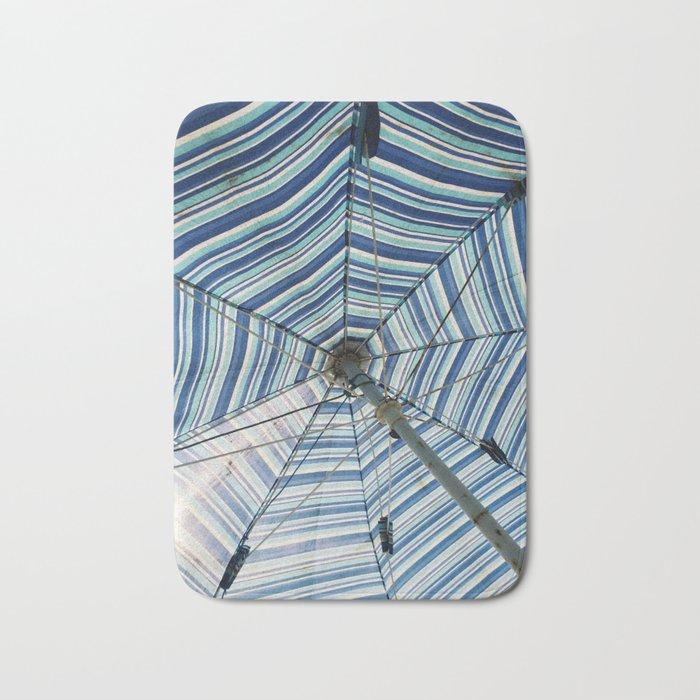 Beautiful Mundane 02 - Spider Web Umbrella Bath Mat