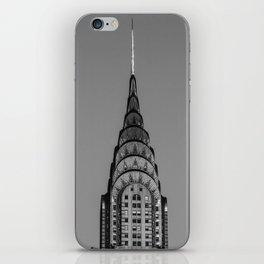 New York, Chrysler Building, William Van Alen iPhone Skin