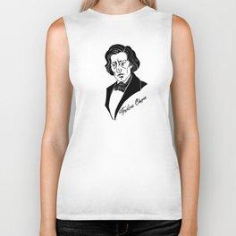 Frederic Chopin Biker Tank