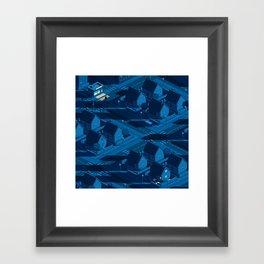 VIDEOS Framed Art Print