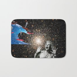the corporations are coming! Bath Mat