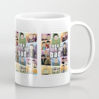 gta Mugs featuring Lego Gta Mashup Breaking Bad by Akyanyme