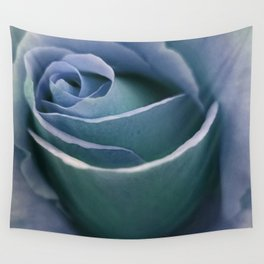 for the usual designers: another winter rose Wall Tapestry
