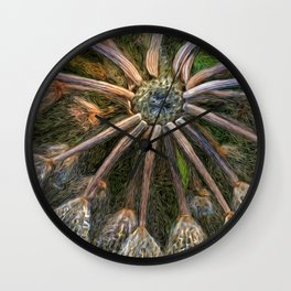 Moonlight Minuet Wall Clock