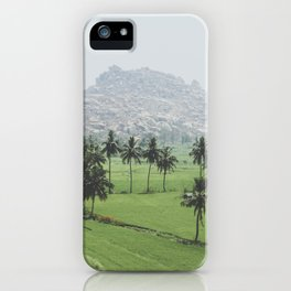 Hampi, India III iPhone Case