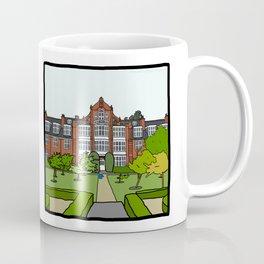 Cambridge Struggles: Newnham College Coffee Mug