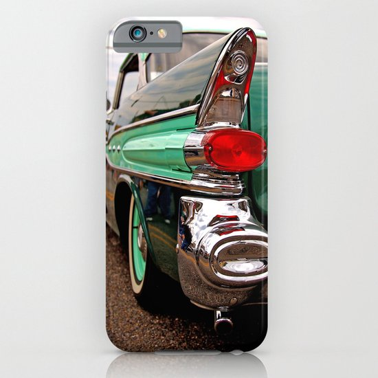 Angle of Americana iPhone & iPod Case