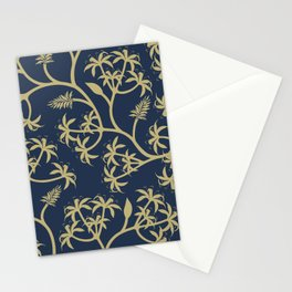 Royal Floral Stationery Cards
