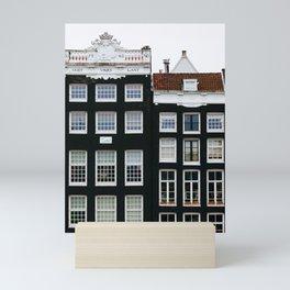 Scandi Style - Amsterdam Travel Photography Mini Art Print