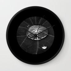 water drop XIV Wall Clock