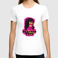 noir T-shirts featuring Noir by LiseRichardson
