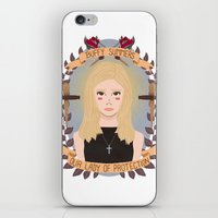 heymonster iPhone & iPod Skins featuring Buffy Summers by heymonster