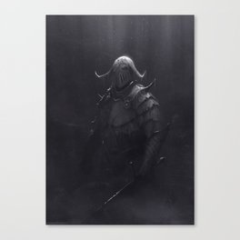 Silver Lord  Canvas Print