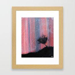 Tracking Framed Art Print