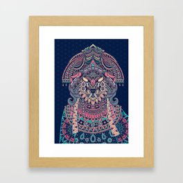 Queen of Solitude Framed Art Print