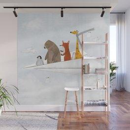 plane sailing Wall Mural