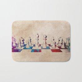 chess #chess #sport Bath Mat