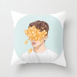 Troye Sivan: WILD Throw Pillow