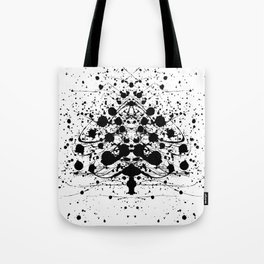 Special Christmastree Tote Bag