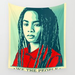 women's march on Washington Wall Tapestry