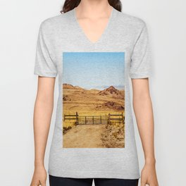 Out on the Ranch Unisex V-Neck