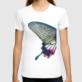 Butterfly left wing - find the right wing in my store :) T-shirt