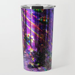 Christmas Lights Travel Mug