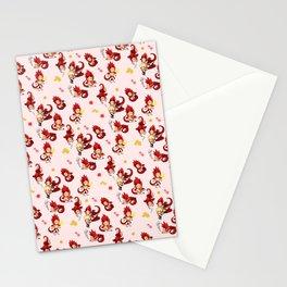 dragon kiris~ Stationery Cards