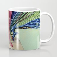 milk Mugs featuring Milk by fotos de almanaque