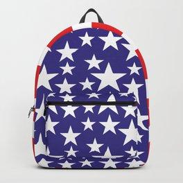 Flag of the United States of America. USA #society6 #decor #buyart #artprint Backpack