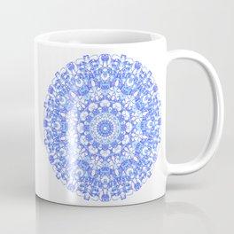 Mandala 12 / 1 eden spirit indigo blue Coffee Mug