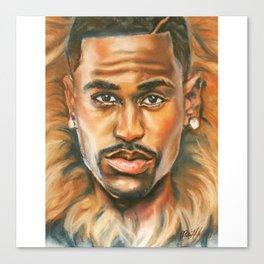Can't Wait to be King Canvas Print