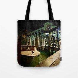 Rialto Bridge Tote Bag