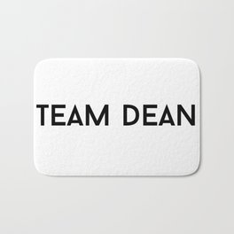 Team Dean Bath Mat