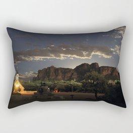 Lit Rectangular Pillow