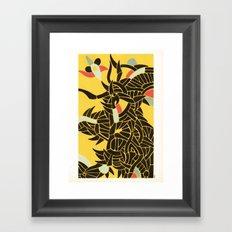 - firemaster - Framed Art Print
