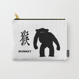 Chinese Year Of The Monkey Carry-All Pouch