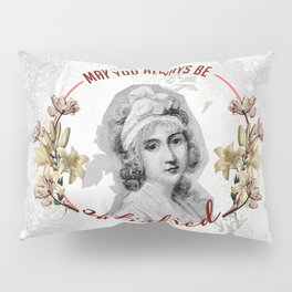 satisfied Pillow Sham