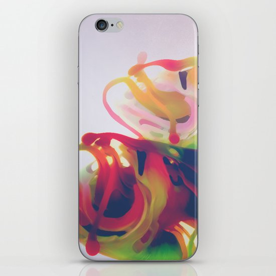 Orchids 01 iPhone & iPod Skin