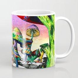 Mushroom Paradise Coffee Mug