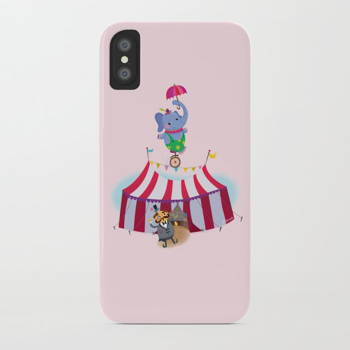 holy high wire! iPhone Case