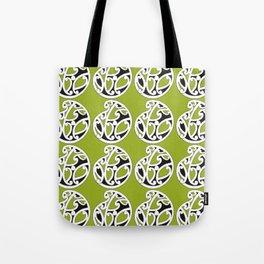 MAD HUE AOTEAROA Green Tote Bag